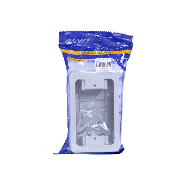 ROYU PVC SURFACE UTILITY BOX RUB2 RY0003