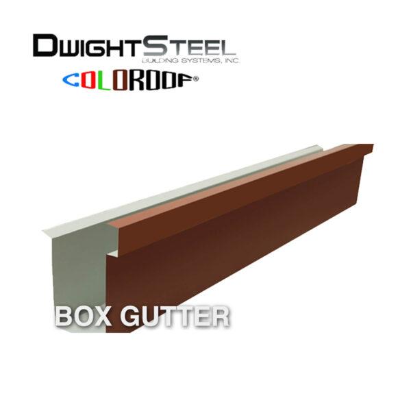 box gutter