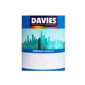 Davies Flat Wall Enamel White DV-300 (16 Liters)