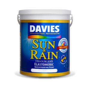 Sun & Rain/Stay Clean Sheen