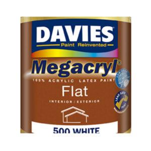 davies-megacryl-flat-white16l