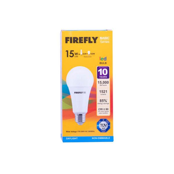 FFLY EBI115DL Led Bulb 15 Watt Daylight E27 FF0338 0