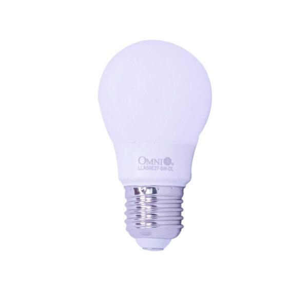 Omni Led Bulb A50 6 Watt 6500K LLA50E27 6Watt DL OM058 1