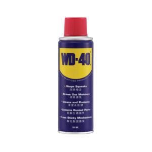 WD-40 Lubricant 191ml (6.5oz)
