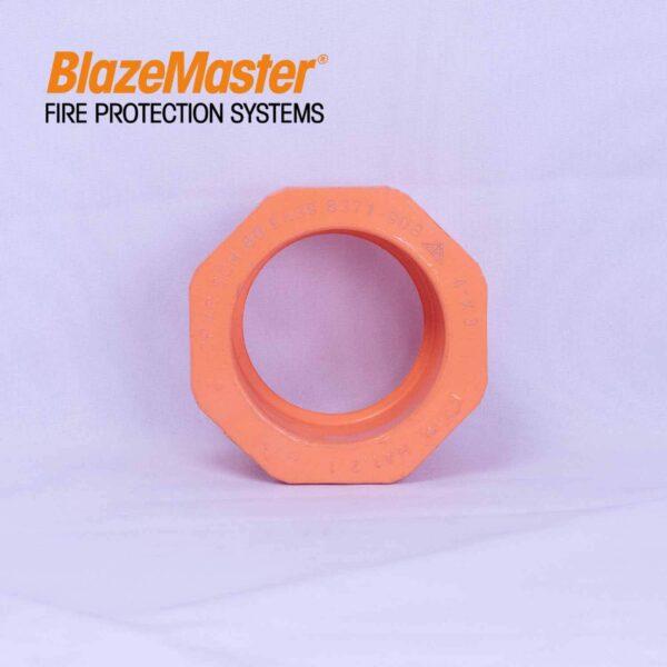 Atlanta Blazemaster Bushing Reducer 100mm x 80mm4 x 3 EL1982 1