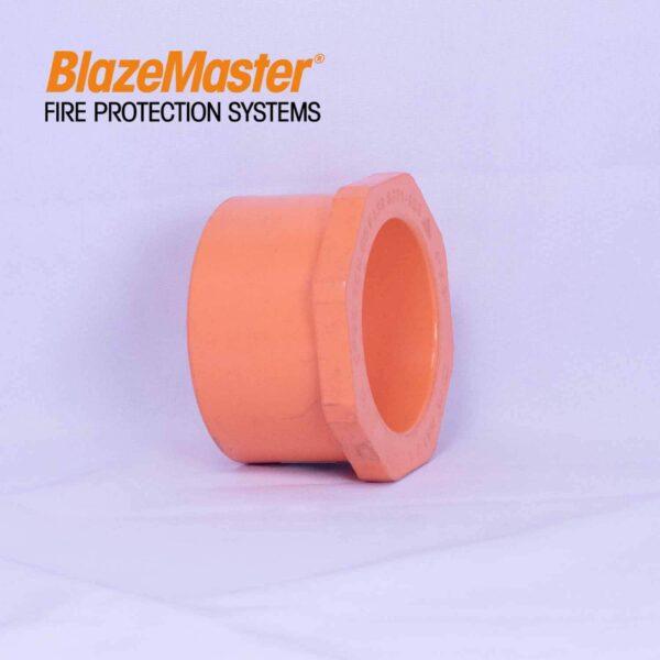 Atlanta Blazemaster Bushing Reducer 100mm x 80mm4 x 3 EL1982 2