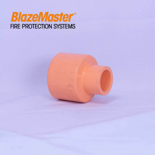 Atlanta Blazemaster Coupling Reducer 50mm x 25mm 2 x 1 EL1907 0 4