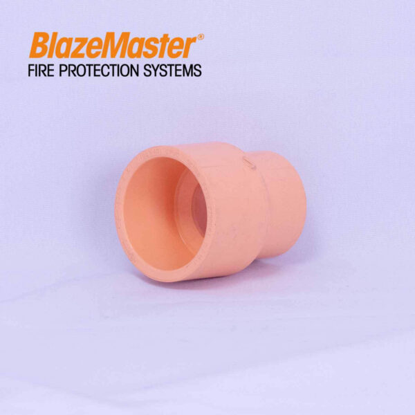 Atlanta Blazemaster Coupling Reducer 50mm x 40mm 2 x 1 12 EL1944 0