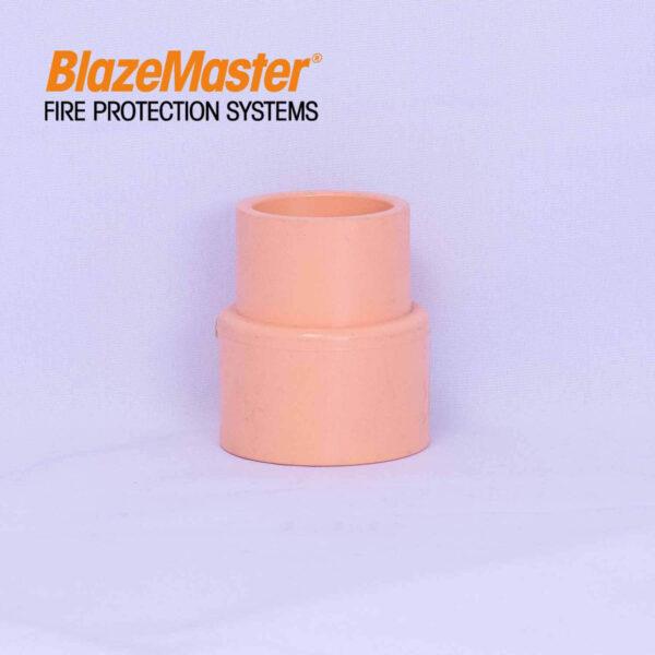 Atlanta Blazemaster Coupling Reducer 50mm x 40mm 2 x 1 12 EL1944 1