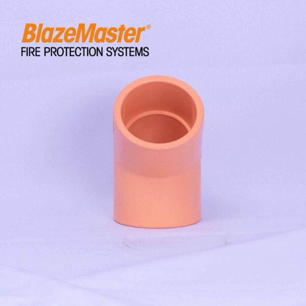 Atlanta Blazemaster Elbow 45 Degree 50mm 2 EL1910 2