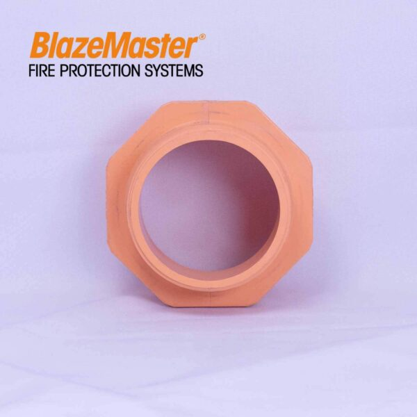 Atlanta Blazemaster Male Adapter Plastic Thread 100mm 4 EL1952 2