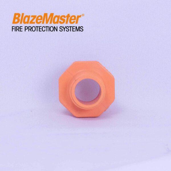 Atlanta Blazemaster Male Adapter Plastic Thread 25mm 1 EL1925 1