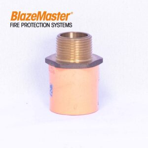 """Male Adapter with Brass 25mm (1"""")"""