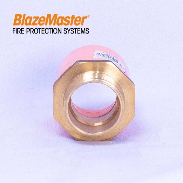 Atlanta Blazemaster Male Adapter with Brass 32mm 1 14 EL1928 2