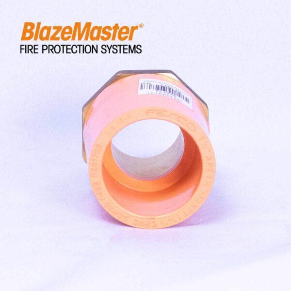 Atlanta Blazemaster Male Adapter with Brass 32mm 1 14 EL1928 3