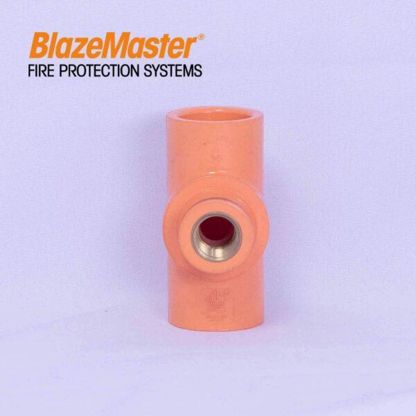 Atlanta Blazemaster Sprinkler Head Tee 25mm 1 x 12 EL1917 2