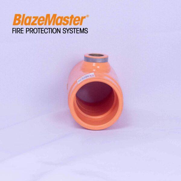 Atlanta Blazemaster Sprinkler Head Tee 50mm 2 x 12 EL1916 0