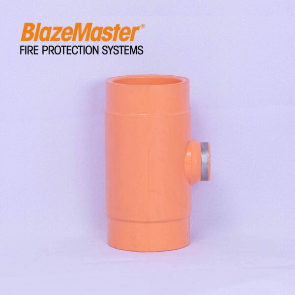 Atlanta Blazemaster Sprinkler Head Tee 50mm 2 x 12 EL1916 2