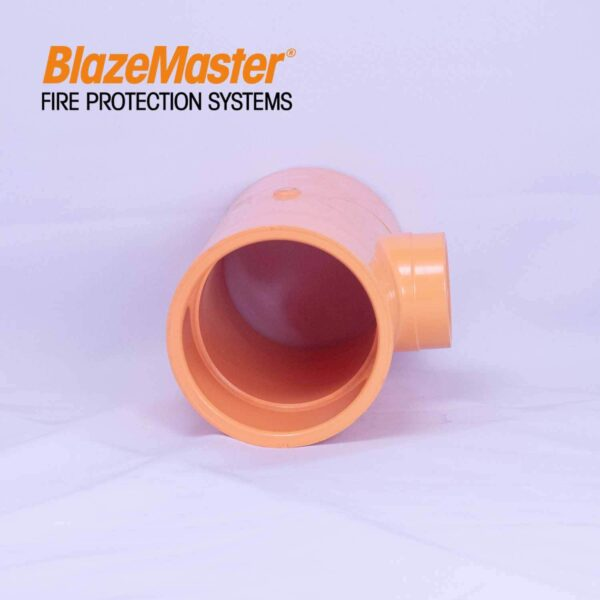 Atlanta Blazemaster Tee Reducer 100mm x 50mm4 x 2 EL1983 0