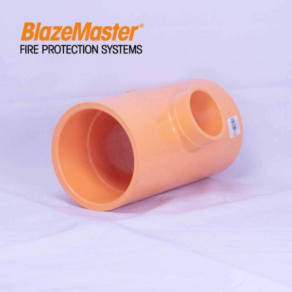Atlanta Blazemaster Tee Reducer 100mm x 50mm4 x 2 EL1983 3