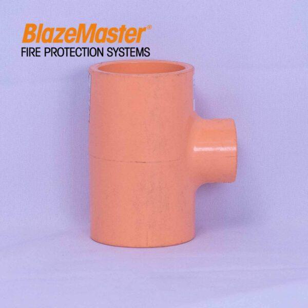 Atlanta Blazemaster Tee Reducer 50mm x 25mm 2 x 1 EL1914 1