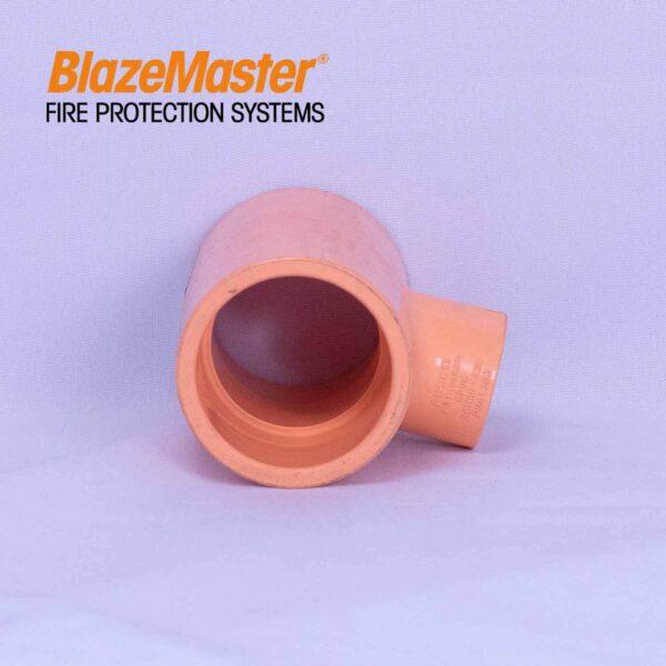 Atlanta Blazemaster Tee Reducer 50mm x 25mm 2 x 1 EL1914 2