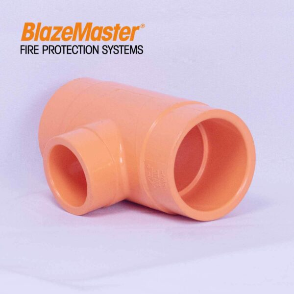 Atlanta Blazemaster Tee Reducer 50mm x 32mm 2 x 1 14 EL1923 0