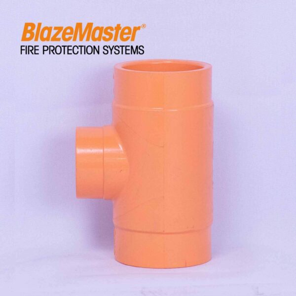 Atlanta Blazemaster Tee Reducer 50mm x 32mm 2 x 1 14 EL1923 3