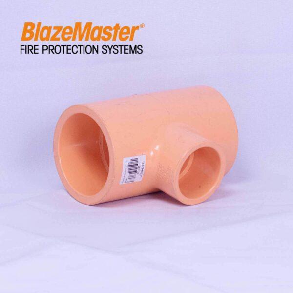 Atlanta Blazemaster Tee Reducer 65mm x 40mm 2 12 x 1 12 EL1949 0