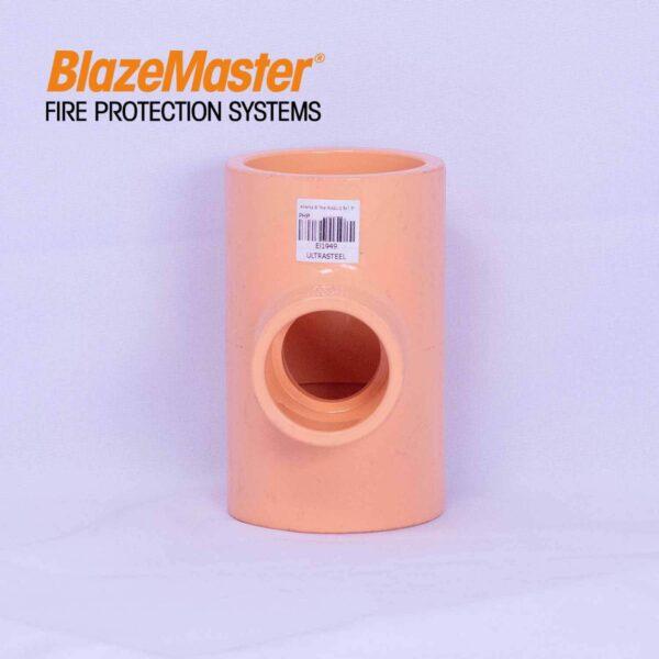 Atlanta Blazemaster Tee Reducer 65mm x 40mm 2 12 x 1 12 EL1949 1