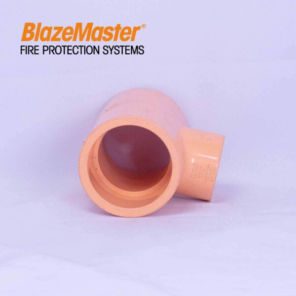 Atlanta Blazemaster Tee Reducer 65mm x 40mm 2 12 x 1 12 EL1949 3