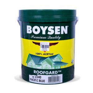 Boysen Roofgard Pacific Blue 2540 (4 Liters)