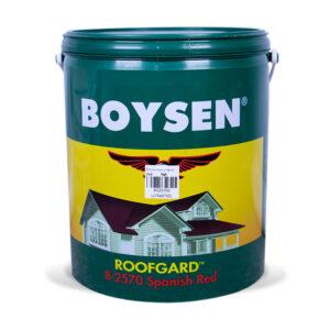 Boysen Roofgard Spanish Red 2570 (4 Liters)