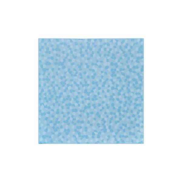 FT 16X16 FINO ROYALE 41501 MOSAIC LIGHT BLUE