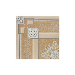 Fino Royale (A41618) Beige Pattern with Center Flower