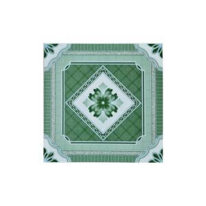 Fino Royale (A41134) Dark Green Pattern