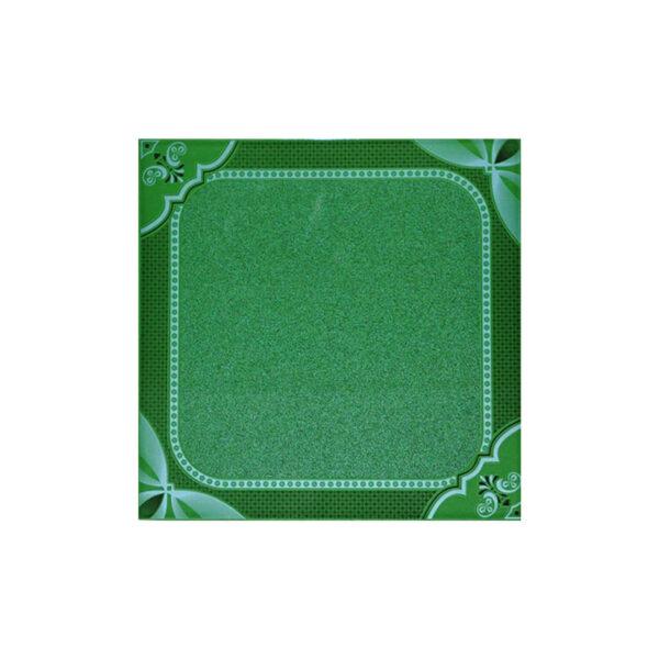 FT 16X16 FINO ROYALE B41372 SQUARE DARK GREEN