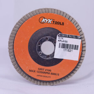 Flap Wheel 4″ A Grit