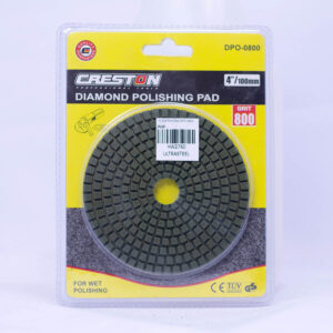 CRESTON DIAMOND POLISHING PAD #800