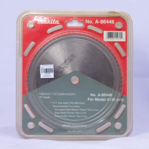 Makita Circular Saw Blade for Steel a-86446