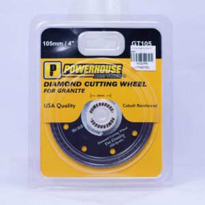 Diamond Cutting Wheel for Granite 4""