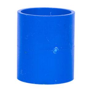 "Blue UPVC Coupling (1-1/4"")"