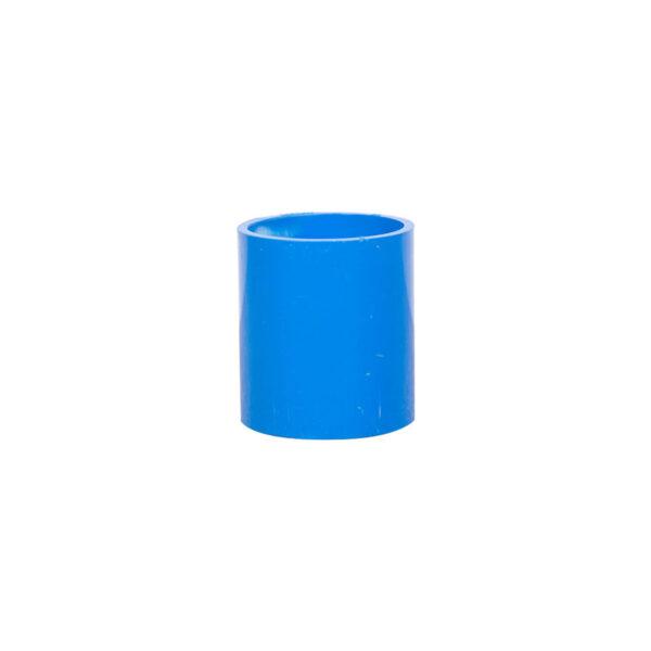 "Blue UPVC Coupling (1-1/2"")"