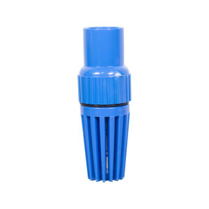 BLUE-UPVC-FOOT-VALVE