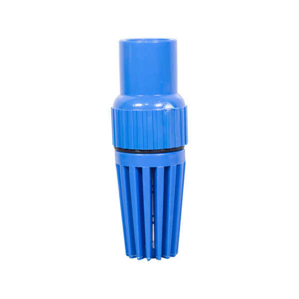BLUE-UPVC-FOOT-VALVE
