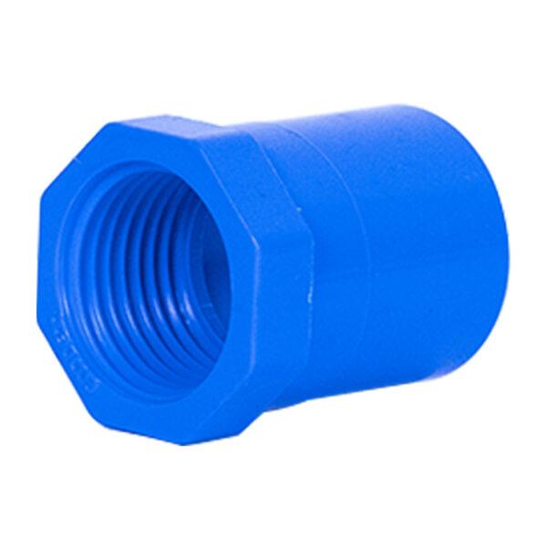 BLUE UPVC FTA 20MM 121