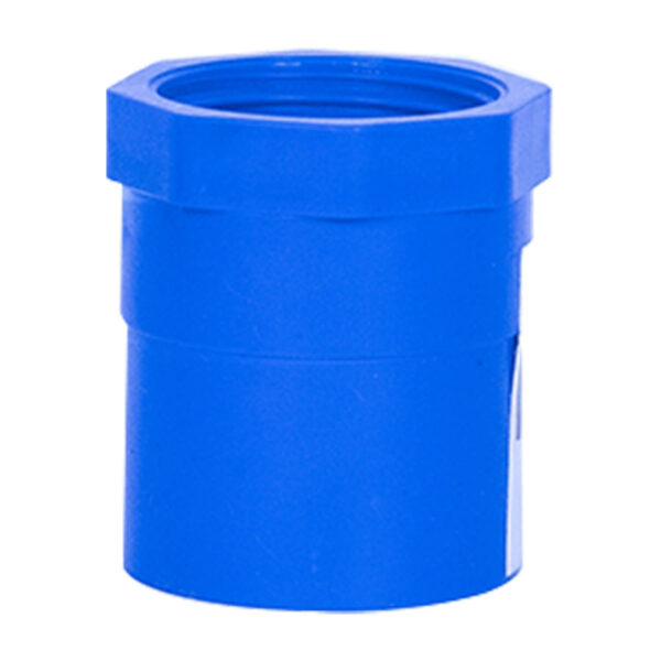BLUE UPVC FTA 25MM 34