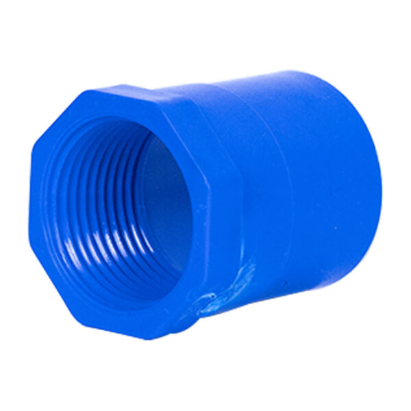 BLUE UPVC FTA 25MM 341