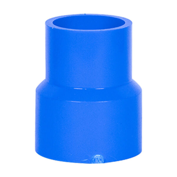 BLUE UPVC REDUCER 1X34