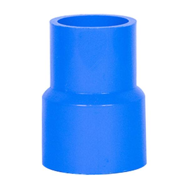 "Blue UPVC Reducer (3/4""x1/2"")"